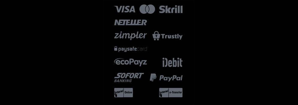Hyper Casino payment methods